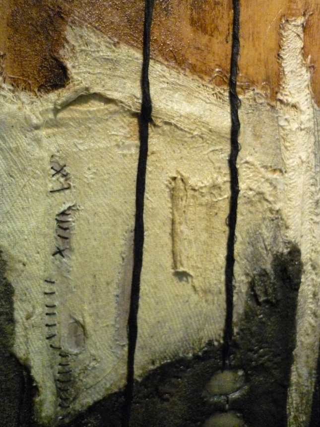 Untitled IV, 2011 detail 1