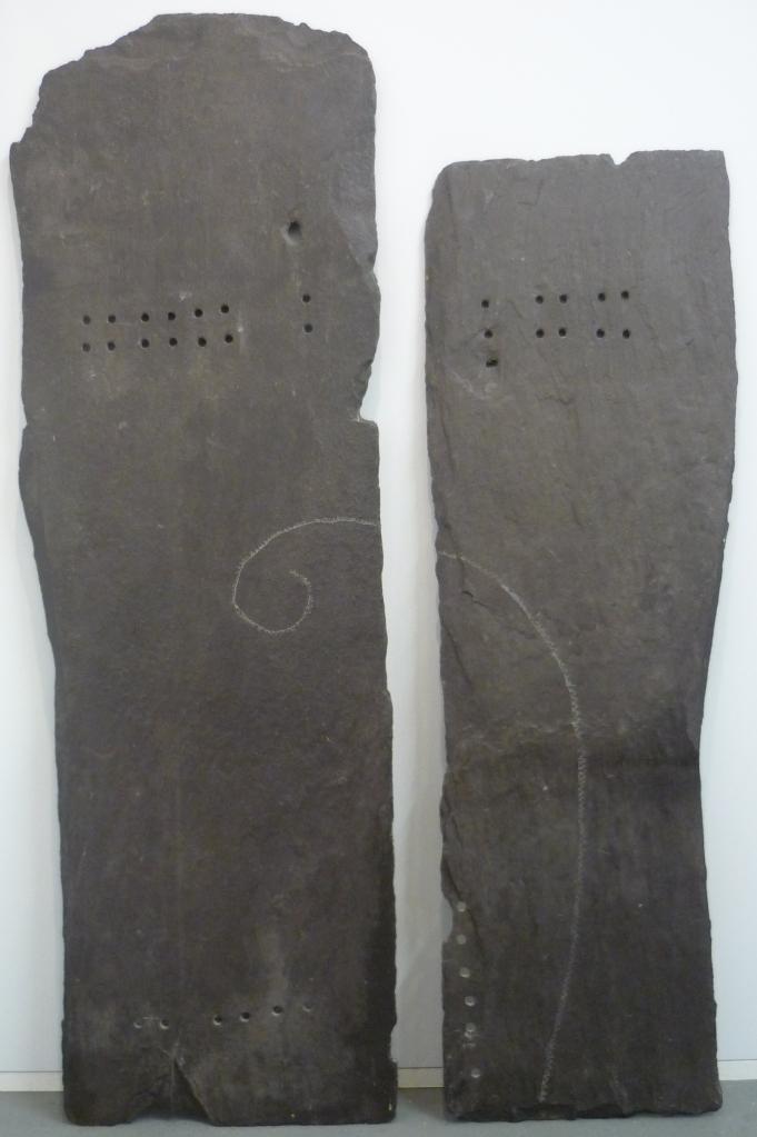 Sculptures - Untitled -slate