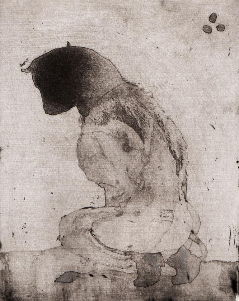 Stressed position (crouching minotaur), 2013